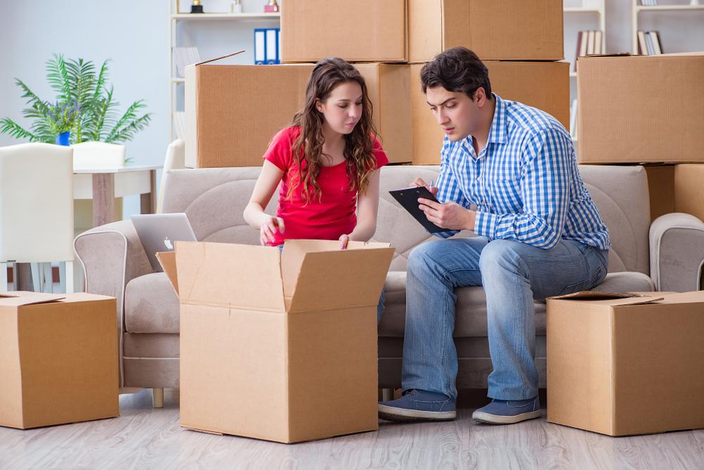 Photo déménagement comment économiser son énergie ?