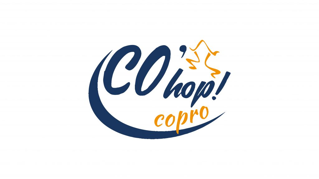 Logo Co'hop! Copro